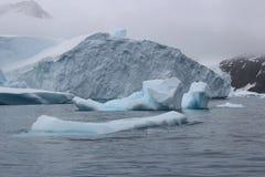 Die Antarktis - Landschaft Lizenzfreie Stockfotos