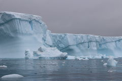 Die Antarktis - Landschaft Lizenzfreie Stockfotografie