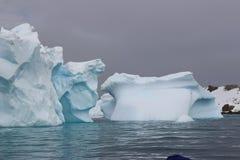 Die Antarktis - Landschaft Stockfoto