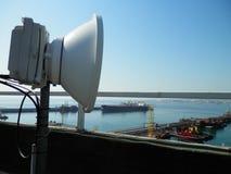 Die Antenne Lizenzfreie Stockfotografie