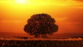 Die Apocalypse lizenzfreie abbildung