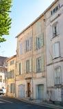 Die Architektur von Arles lizenzfreie stockbilder