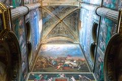 Die Architektur von Cremona Lizenzfreie Stockfotografie