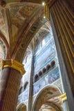 Die Architektur von Cremona Stockfotografie