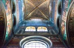 Die Architektur von Cremona Lizenzfreie Stockbilder
