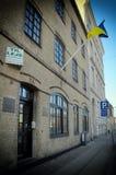 Die Architektur von Kopenhagen Lizenzfreies Stockbild
