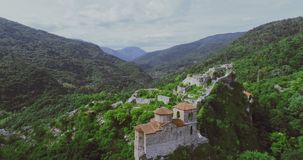 Die Asen-` s Festung in Asenowgrad Plowdiw Bulgarien