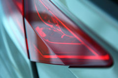 Die Außendetails des Autos Element der Auslegung Lizenzfreies Stockbild