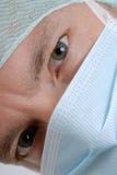 Die Augen Stockfoto