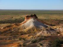 Die Ausbrechene, Süd-Australien stockbild