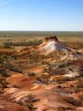 Die Ausbrechene, Süd-Australien stockfotos