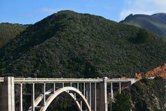 Die ausgezeichnete Brücke Stockbild
