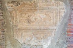 Die aushaltene Grafik und das Design von Herculaneum Lizenzfreie Stockfotos