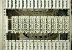 Die Ausrüstung der Kommunikation Lizenzfreie Stockbilder