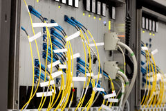 Die Ausrüstung für Kommunikation Stockbilder