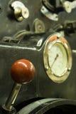 Die Ausrüstung des Druckbüros Stockbilder
