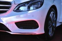 Die Automobilausstellung Lizenzfreies Stockbild