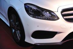 Die Automobilausstellung Lizenzfreie Stockfotografie
