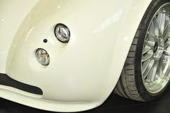 Die Automobilausstellung Lizenzfreie Stockbilder