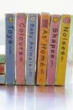 Die Bücher für Kinder die Bücher für Kinder Lizenzfreies Stockbild