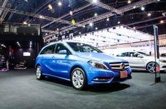 Die 35. Bangkok-Internationale Automobilausstellung 2014 Stockfotografie
