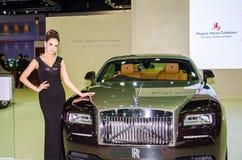 Die 35. Bangkok-Internationale Automobilausstellung 2014 Stockbilder