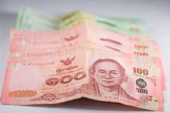 Die Banknoten Lizenzfreie Stockfotos