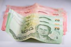 Die Banknoten Lizenzfreies Stockfoto