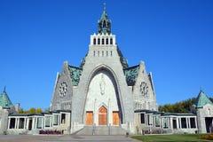 Die Basilika der Notre-Freifrau-DU-Kappe Lizenzfreie Stockbilder