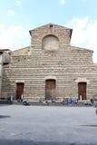 Die Basilika von San Lorenzo Lizenzfreies Stockbild