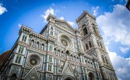 Die Basilikadi Santa Maria Del Fiore Lizenzfreies Stockfoto