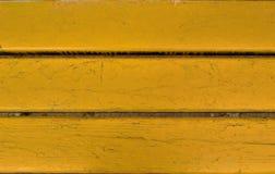 Die Basis von gemalten hölzernen Brettern Stockfoto