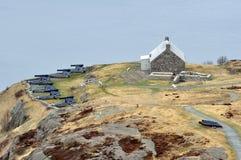 Die Batterie der Königin, Neufundland. lizenzfreie stockbilder