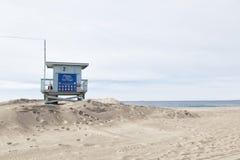 Die Baywatch-Station Stockfotografie