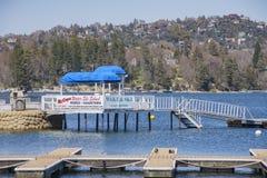 Die berühmte Seepfeilspitze Lizenzfreies Stockbild