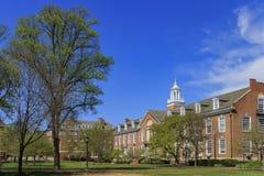 Die berühmten Universität John Hopkins stockbilder