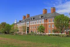 Die berühmten Universität John Hopkins lizenzfreie stockfotos