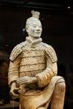 Die berühmteste Statue der Welt des Terra Cotta Warriorsï-¼ Œin Xi'an, China Lizenzfreies Stockfoto