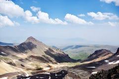 Die Berge Lizenzfreie Stockbilder