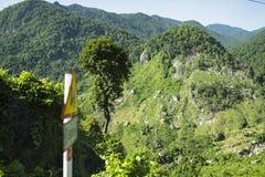 Die Berge Lizenzfreies Stockbild