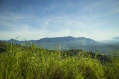 Die Berge Stockfotografie