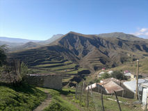 Die Berge stockfotos