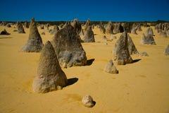 Die Berggipfel in Westaustralien Stockbilder