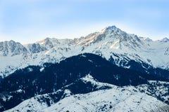 Die Berglandschaften Stockbilder