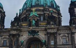 Die Berlin-Kathedrale Lizenzfreie Stockfotografie