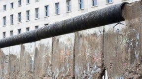 Die Berliner Mauer Stockfotos