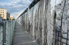 Die Berliner Mauer Lizenzfreies Stockbild