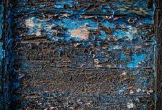 Die Beschaffenheit der alten Farbe Stockfotos