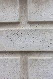 Die Beschaffenheit der Betonmauer Stockfotografie