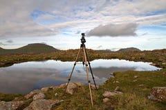 Die Beschaffenheit der Färöer Lizenzfreie Stockfotografie
